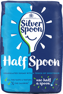 half spoon sugar