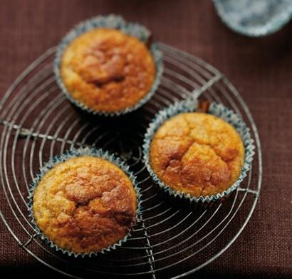 Toffee Crunch Muffins